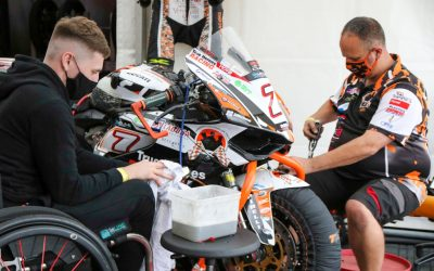 True heroes – How motorcycle team came to aid of military veterans